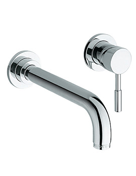 Vision Wall Mounted Basin Mixer Tap - VSN122