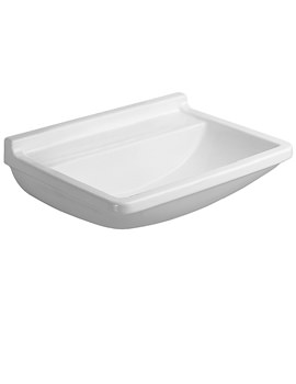 Starck 3 Med Washbasin 600mm - 0307600000