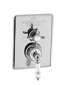 Imperial Victorian Concealed Thermostatic Shower Valve