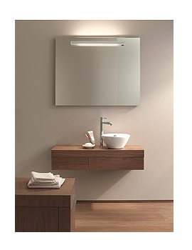 Duravit Fogo Mirror With Lighting 23-76 x 997mm - FO961601313