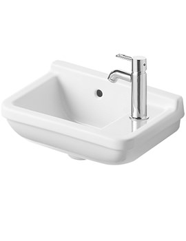 Starck 3 Handrinse Basin With Overflow 400mm - 0751400000