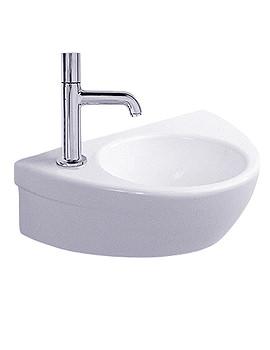 Related Duravit Starck 2 Hand Rinse Basin 380mm x 260mm - 076138