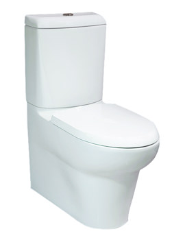 Rak Infinity Close Coupled Back To Wall WC With Soft Close Seat 695mm