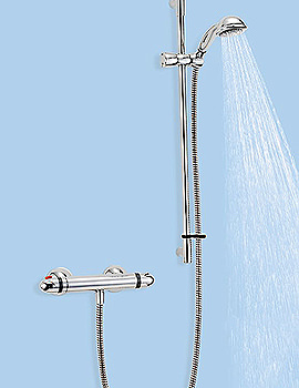 Coda Mixer Shower Exposed Variable - 2.1630.001