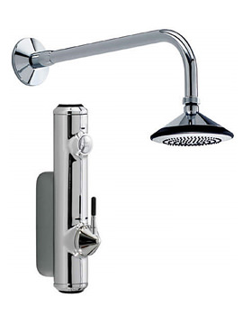 Aqualisa Axis Standard Digital BIR Shower With Fixed Head - AXDC1FW