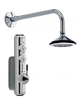Aqualisa Axis Pumped Digital BIR Shower With Fixed Head - AXDC2FW