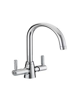 Bristan Monza Monobloc Sink Mixer Tap Chrome - MZ SNK C