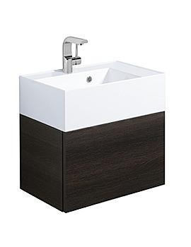 Bauhaus Elite Panga Single Drawer Basin Vanity Unit 500mm
