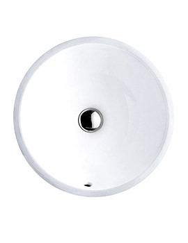Cerdena 370mm Undermount Basin - UM0052SCW