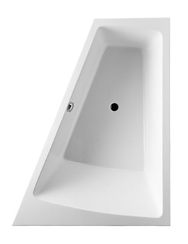 Duravit Paiova Corner Right Bath 1800 x 1400mm - 700223