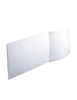 Bristan Blade 3mm 1675 Shower Bath Front Panel - BL AB 1675 SPANEL W