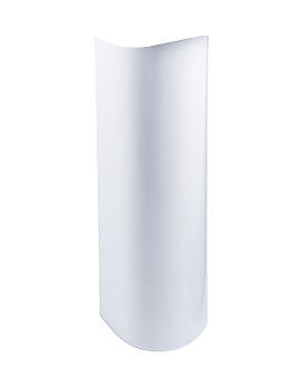 Bristan Chill-Qube Pedestal White - CL-QU PED W