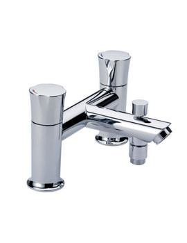 Mira Discovery Deck Mounted Bath Shower Mixer Tap - 1.1612.004