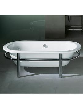 Combo Freestanding Super Steel Bath 1750 x 800mm - BETTE2160