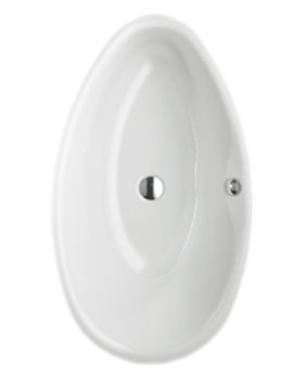 Bette Pool Oval Super Steel Bath 1640mm x 960mm - BETTE6050