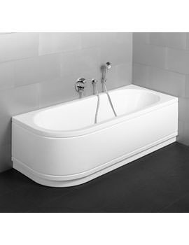 Starlet V Comfort Super Steel Bath 1600 x 700mm - BETTE6680CELV
