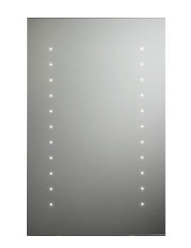 Image of Tavistock Momentum LED Illuminated Bathroom Mirror 450mm x 700mm