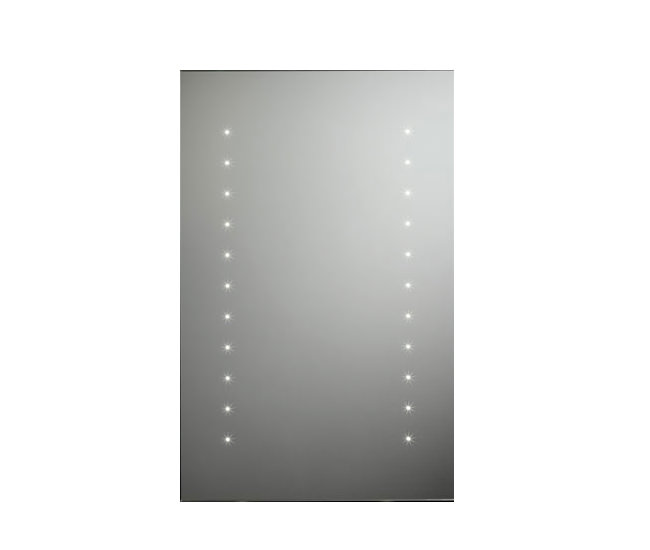 Large Image of Tavistock Momentum LED Illuminated Bathroom Mirror 450mm x 700mm