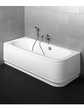 Bette Esprit Comfort Bath Corner Installation 1800 x 800mm