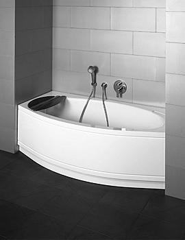 Home Comfort Bath 1800 x 750mm Niche Installation - 8999CNVV