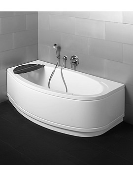 Bette Home Comfort Bath 1800 x 750mm Corner Installation