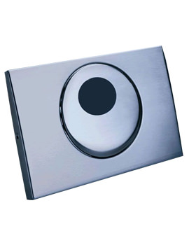 HyTronic Automatic Infra-Red WC Flush Plate - 115.890.00.1