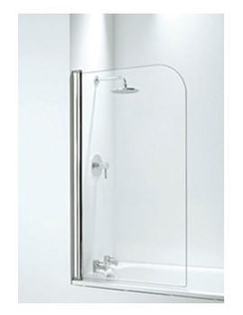 Croydex Rigid Wiper Bath Screen Seal Kit 1000mm Long - AM161332