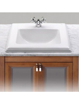 New Classical In Countertop Basin 580 x 475mm - 327495000