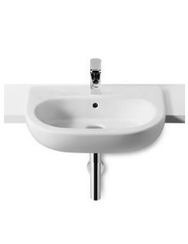 Meridian-N Semi-recessed Basin 550mm x 420mm - 32724S000