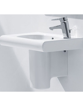 Meridian-N Compact Right Hand Tap Hole Basin 550mm - 32724Y000