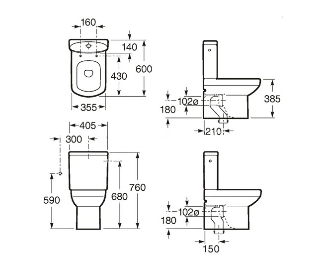 Toilet For Small Bathroom. Image Result For Toilet For Small Bathroom