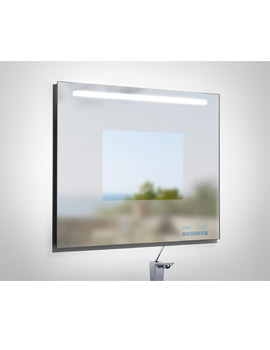 Image of Roca Innova Bathroom Mirror 1000mm x 790mm - 812211000