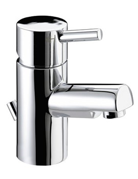 Image of Bristan Prism Basin Mixer Tap With Pop-up Waste - PM BAS C