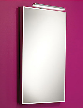 Image of HIB Cappi Portrait Bevelled Edge Mirror 400mm x 600mm | 64148195