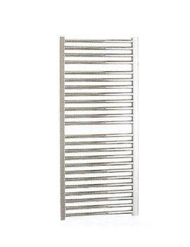 Essential Straight Chrome Towel Warmer 550 x 690mm - 148220