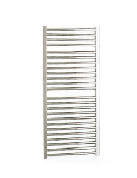 Essential Straight White Towel Warmer 500 x 1430mm - 148206
