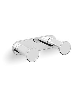 Essential Urban Double Towel Hook - EA28032