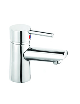 Essential Life 1 Hole Basin Mixer Tap - SABRAS05