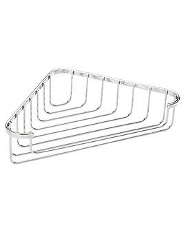 Croydex Wire Storage Corner Basket - QM365941