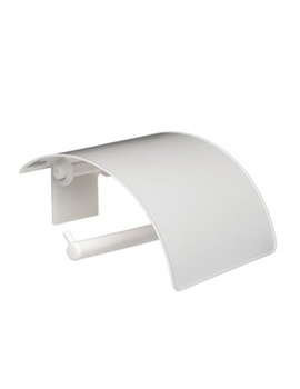 Croydex B-Smart Toilet Roll Holder 125mm Wide - PA111122