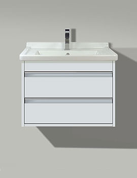 Vero Basin 1000mm On X-Large Furniture 950mm - XL634601818