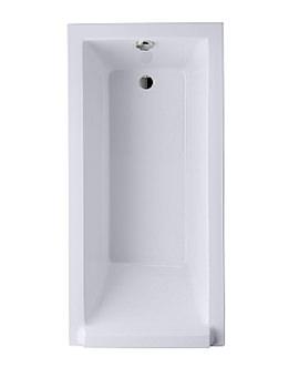 Duravit Starck Rectangle Bathtub 1700 x 750mm - 700007
