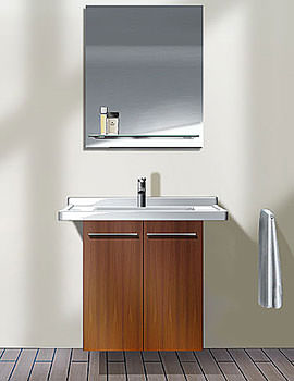 Related Starck 3 Basin 1050mm on X-Large Furniture 800mm - XL608600404