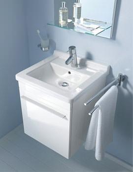 Related Starck 3 Basin 480mm On Ketho 440mm Furniture - KT6662L1818