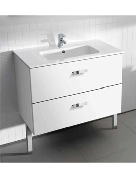 Roca Victoria Unik Furniture Base Unit And Basin 600mm - 855749806
