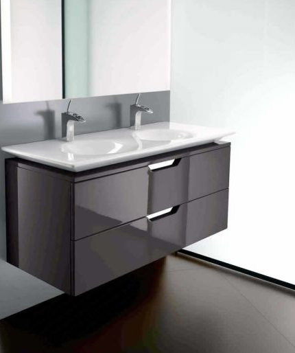 Roca kalahari n vanity unit for basin 1200mm wide for Roca kalahari