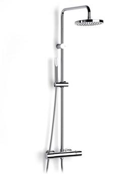Moai Thermostatic Shower Column - 5A9746C00