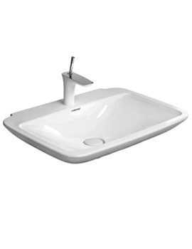 Related Duravit Puravida Washbasin 600 x 465mm - 270160