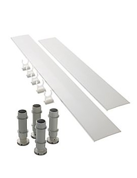 Flight Low Riser Kit 900 SQ White | 1.1697.030.WH