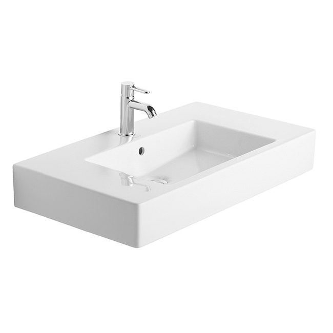 Large Image of Duravit Vero Furniture Washbasin 1050 x 490mm - 0329100060